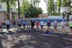Летний профсоюзный тренинг-лагерь «Школа Тренеров»