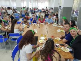 Летний профсоюзный тренинг-лагерь «Школа Тренеров» 2019